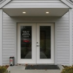 Sequist Animal Hospital front door