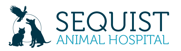 Logo for Sequist Animal Hospital